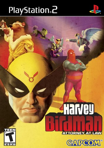 Harvey Birdman: Attorney at Law - PlayStation 2