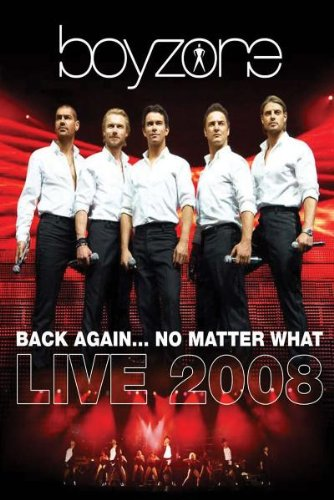 Boyzone - No Matter What... the Greatest Hits: Live 2008 [DVD] [NTSC]