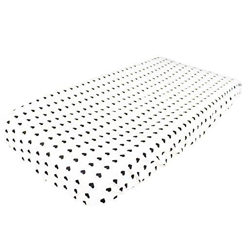 Premium Cotton Diaper Changing Pad Cover