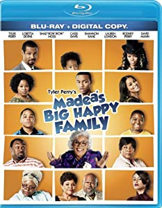 Madeas Big Happy Family Blu-ray Digital Copy from Lionsgate