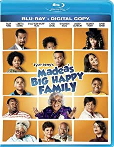 Tyler Perry's Madea's Big Happy Family [Blu-ray] [Import]
