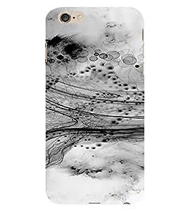 PrintVisa Modern Art Design 3D Hard Polycarbonate Designer Back Case Cover for Apple iPhone 6S Plus