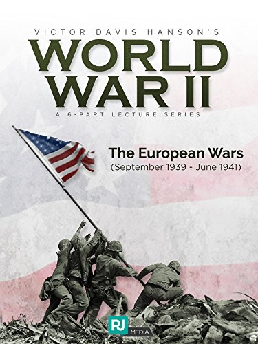World War II - Lecture #2: The European Wars (Sept 1939 - June 1941)