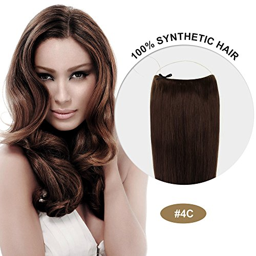 COCO Secret Hair Extensions Synthetic Straight