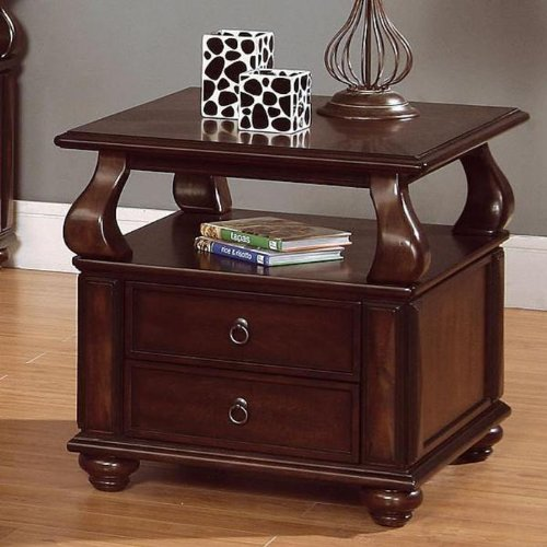 Cheap Ashton End Table by Home Line Furniture (B003NGHG5A)