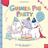 Holly Surplice Guinea Pig Party