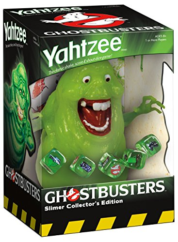 YAHTZEE: Ghostbusters Slimer Collector's Edition