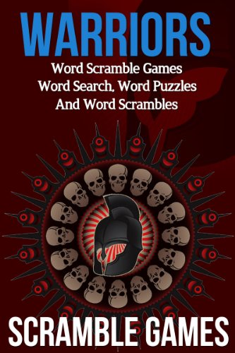 Warriors Word Scramble: Word Scramble Games – Word Search, Word Puzzles And Word Scrambles (Word Games, Brain Games, Word Search, Word Search Games, Word … Scramble, Word Scrabble, Unscramble Word)