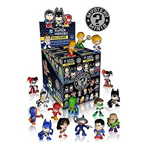 Funko DC Comics- Justice League Mini Blind Box Figure