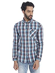 Jack & Jones Men Cotton Casual Shirt