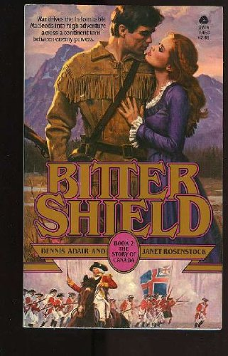 Bitter Shield (Avon/Flare Book), Dennis Adair