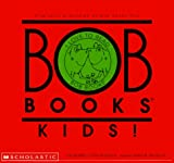 Bob Books Kids! Level B, Set 1(re-released Bob Books Set 3- Word Families) (0439145465) by Maslen, Bobby