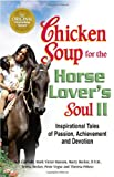 img - for Chicken Soup for the Horse Lover's Soul II: Tales of Passion, Achievement and Devotion (Chicken Soup for the Soul) book / textbook / text book