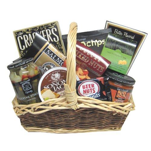 Gift Basket-World's Finest Gourmet