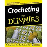 Crocheting for Dummies (For Dummies (Lifestyles Paperback))by Susan Brittain