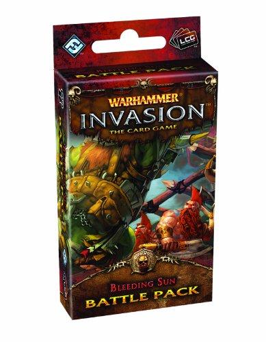 Warhammer Invasion LCG: Bleeding Sun Battle Pack