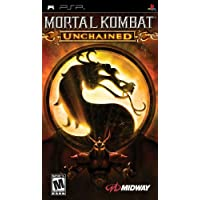 (PSP)MORTAL KOMBAT UNCHAINED(輸入版:北米版)
