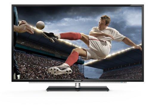 VLE 9372 BL 119,4 cm (47 Zoll) Fernseher (Full HD, Triple Tuner, 3D, Smart TV) schwarz