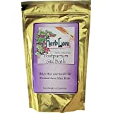 Organic Postpartum Sitz Bath - Helps Heal and Soothe the Perineal Area After Birth,4.5 ounces