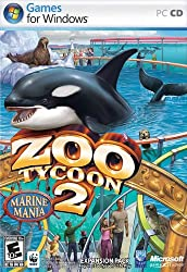Zoo Tycoon 2: Marine Mania Expansion