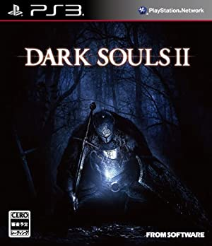 DARK SOULSII(通常版) 数量限定特典 特製マップ&オリジナルサウンドトラック 付