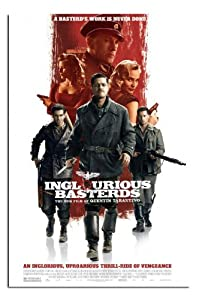 Inglourious Basterds - One Sheet - Maxi Poster - 61 cm x 91.5 cm