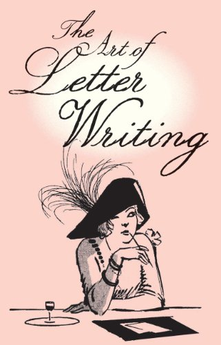 the lost art of letter writing In today's world, letter writing is not just unusual it is almost a completely forgotten art although the advances in technology are amazing, we can lose some.