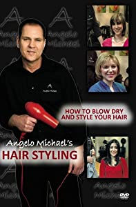 Angelo Michael's Hair Styling
