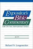 Acts (Expositor's Bible Commentary, The) (031020108X) by Longenecker, Richard N.