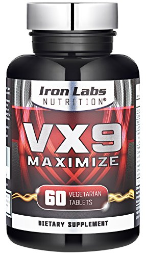 VX9 XTREME | Hardcore Male Enhancer | STAMINA + DRIVE + ENERGY | Male libido booster Supplement | 90 Caps - 30 Day Supply | 110% MONEY BACK GUARANTEE