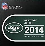 Turner - Perfect Timing 2014 New York Jets Box Calendar (8051209)