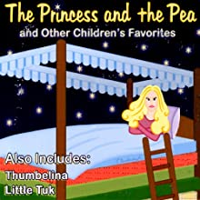 The Princess and the Pea Audiobook by Hans Christian Andersen Narrated by Catherine Lutz