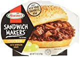 Hormel Sandwich Makers Chicken with Barbecue Sauce, 7.5 Ounce (Pack of 7)