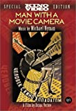 Man With Movie Camera [DVD] [Import]