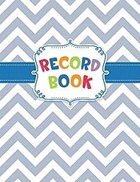 Creative Teaching Press Chevron Record Book (1263)