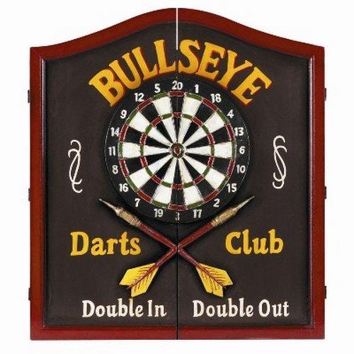 Fantastic Deal! Bullseye Dartboard Cabinet