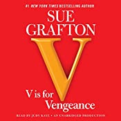 V Is for Vengeance: A Kinsey Millhone Mystery | Sue Grafton
