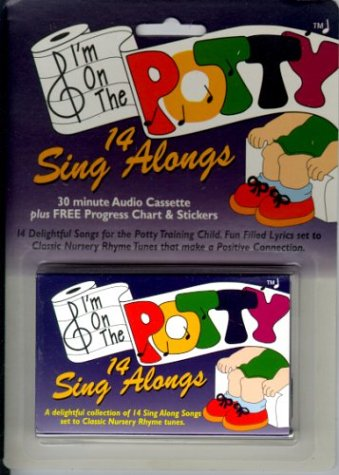 I'm on the Potty: 14 Sing Alongs (Kids Sing-Along Songs)