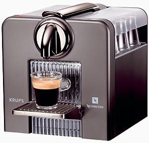 cafeti re nespresso pas cher krups xn5005po nespresso. Black Bedroom Furniture Sets. Home Design Ideas