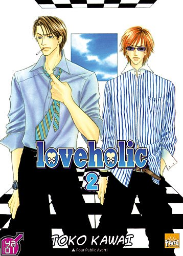 Love Holic Vol.2