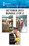 img - for Harlequin Special Edition October 2013 - Bundle 2 of 2: A Weaver Beginning\A Family, At Last\Lost and Found Husband book / textbook / text book