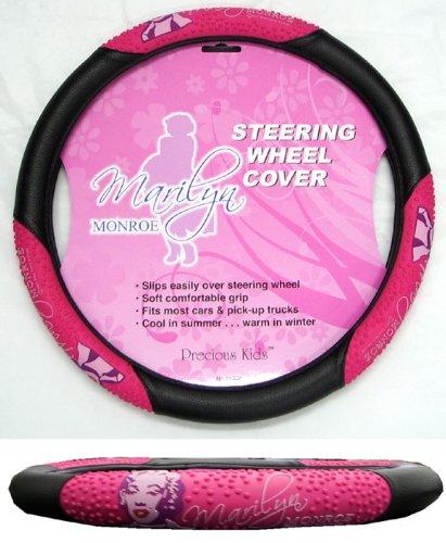 Steering Wheels Amp Accessories Marilyn Monroe Pink Car