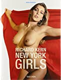 img - for Richard Kern: New York Girls, 20th anniversary (English, French and German Edition) book / textbook / text book