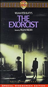 The Exorcist (Widescreen Edition) [VHS]