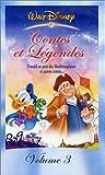 echange, troc Contes et Légendes - Vol.3 : Donald au pays des mathémagiques [VHS]