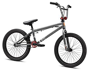 Amazon.com : Mongoose Boy's Legion L40 Bicycle, 20-Inch, Matte Grey