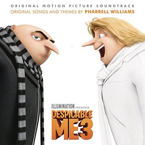 Soundtrack - Despicable Me 3 (United Kingdom - Import)