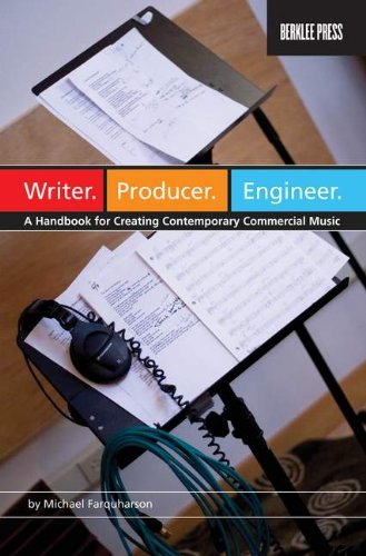 Writer Producer Engineer  A Handbook for Creating Contemporary Commercial Music087639098X : image