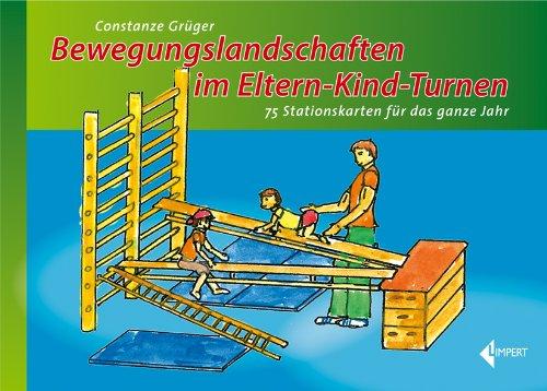 bewegungslandschaften im eltern kind turnen - Kinderturnen Gerateaufbau Beispiele