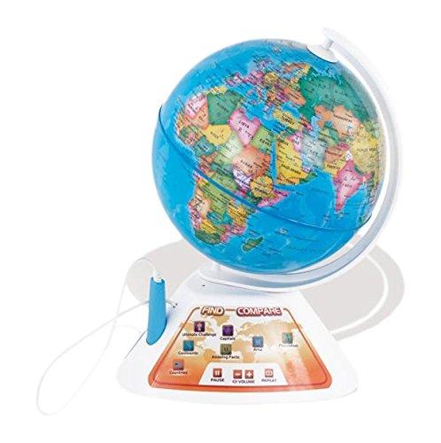 Oregon Scientific - 505682 - Smart Globe Discovery